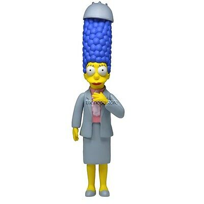 """The Simpsons 25th Anniversary - 5"""" Figure - Series 4 Working Woman Marge - NECA"""