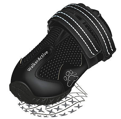 Walker Active Dog Boots Protect Paws From Ice Salt Heal Injured Paws Med 19463
