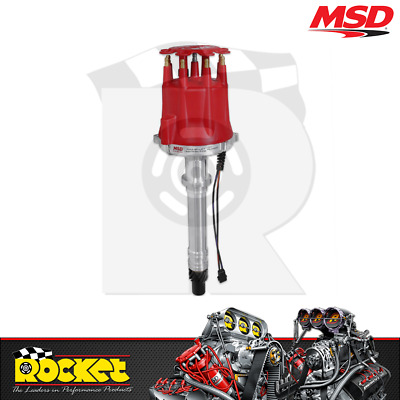 MSD Pro-Billet Distributor suit Small/Big Block Chev 350 454 - MSD85551