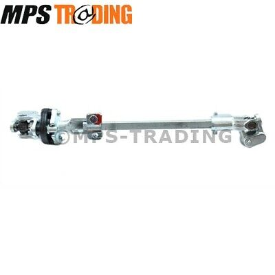 Land Rover Defender 90 110 130 Lower Steering Shaft With Uj's - Qme500031