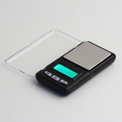 iPhone Digital Pocket Jewelry Scale 0.1g/500g Electronic LCD Gram Weight Lab OK