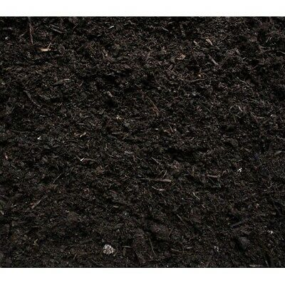 Mushroom Compost 40 X 75 LITRE BAGS Garden Compost Soil Conditioner Nationwide