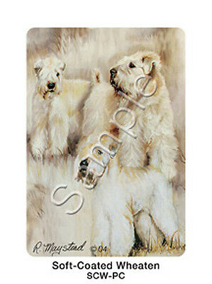 Ruth Maystead Dog Playing Cards Deck Pack Soft Coated Wheaten Terrier NEW