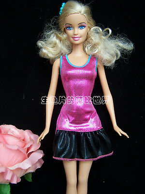 COOL GORGEOUS Handmade The original clothes dress for barbies doll C232