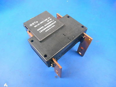 BST 902-2X-200A/240V AC 12V DC Latching Relay Used