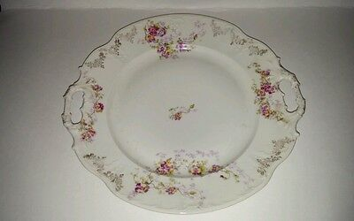 Vintage KPM 641 Serving Platter Made in Germany
