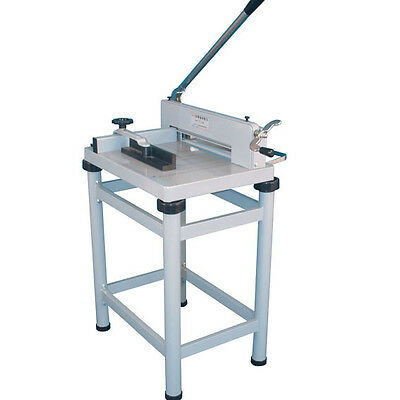 High Quality A3 Heavy Industrial Paper Cutter + Table Trimmer Machine Guillotine