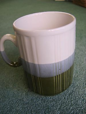 An English Ironstone Tableware Mug.