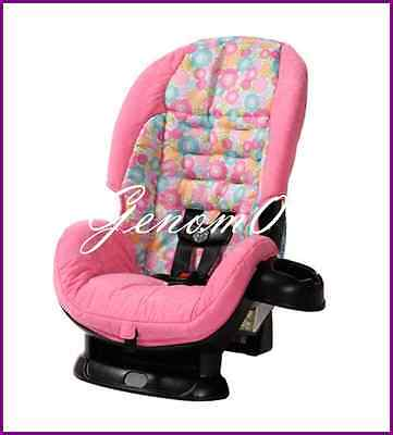 Convertible Safety Car Seat Baby 5-point Harness Infant Toddler Cosco Pink