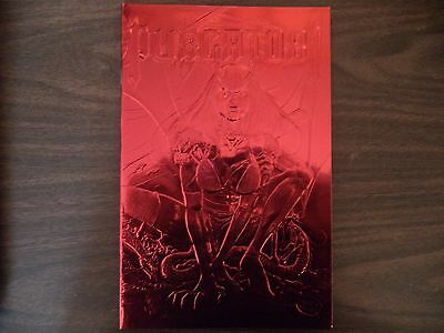 Purgatori The Vampires Myth #1 Exclusive Red-Sculpted Foil Cover Edition