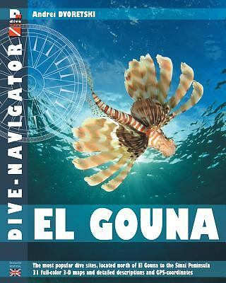 Dive-Navigator el Gouna : The Most Popular Dive Sites of the Red Sea, Located...