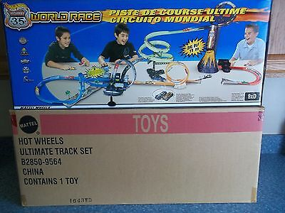 2003 Hot Wheels RLC ~ Highway 35 World Race Motorized Ultimate Track Set (1,000)