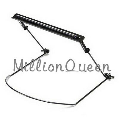 Hot Selling Adjustable Suitable 10 Hole Harmonica Neck Rack Mount Holder Stand