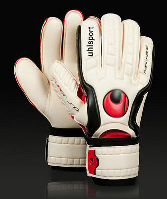 Guanti portiere calcio goalkeeper UHLSport Fanghand Supersoft PREZZO AFFARE