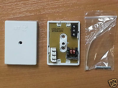 Genuine BT80B RF3 Connection Connector Terminal Phone Box RFI Suppression Iplate