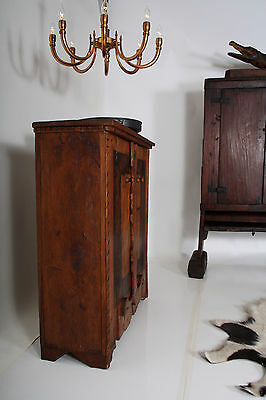 ANTIKE italienische  KREDENZ 18. JH CREDENZA  late 18th ct. ITALY CABINET