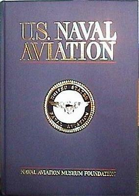US NAVAL AVIATION NAVAL AVIATION MUSEUM FOUNDATION PADDED HARD COVER EX COND