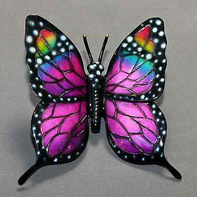Fantastic Bronze Butterfly Sculpture Figurine Statue Insect Signed & Numbered
