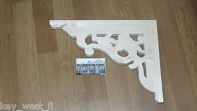 "Victorian Wood Gingerbread {13"" x 10""} Porch & Home Corbel Bracket #12 ~ by  PLD"