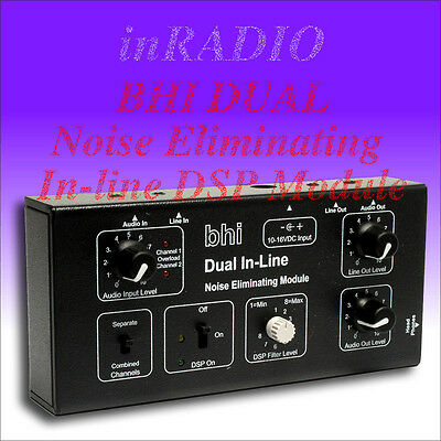 BHI Dual In-Line - DSP Noise Eliminator Module fast delivery by UPS or GLS