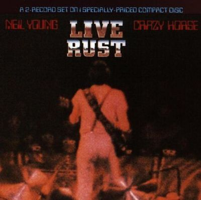 Neil Young - Live Rust NEW CD