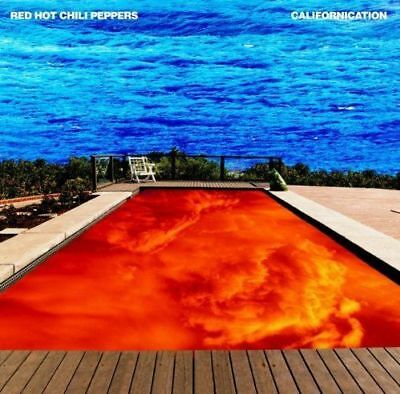 Red Hot Chili Peppers - Californication NEW CD