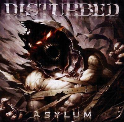Disturbed - Asylum NEW CD ALBUM