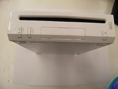 Nintendo Wii - White System Console Deck ONLY!!! RVL-001