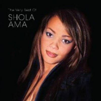 Shola Ama - The Very Best Of NEW CD