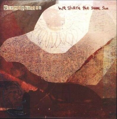 """Stereophonics - We Share The Same Sun NEW 7"""""""