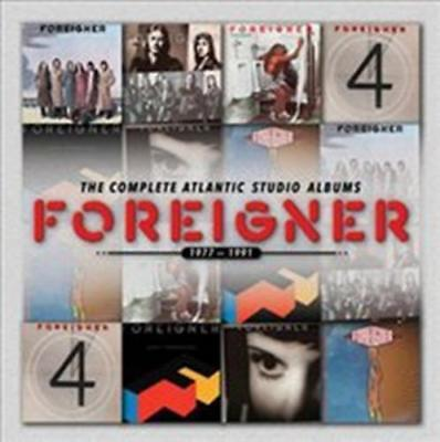 Foreigner - The Complete Atlantic Studio A NEW CD