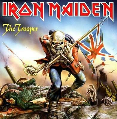 Iron Maiden - The Trooper NEW 7""