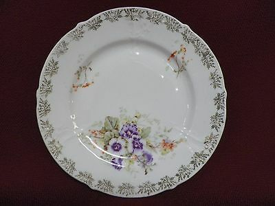 Old Vintage KPM Bread Plate 626 Made in Germany
