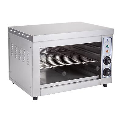 Toaster Toasteur Double Salamandre Grill Professionnel Four A Gratiner Cuisine