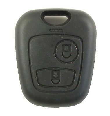 Citroen XSARA PICASSO BERLINGO remote KEY FOB case 2 button ORIGINAL FITTNG