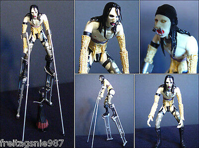 MARILYN MANSON  THE BEAUTIFUL PEOPLE PVC figure 16cm