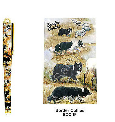 Best Friends by Ruth Maystead NEW Dog Pen Border Collie