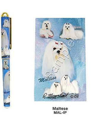 Best Friends by Ruth Maystead NEW Dog Pen Maltese