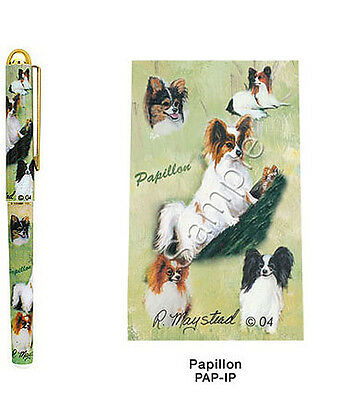 Best Friends by Ruth Maystead NEW Dog Pen Papillon