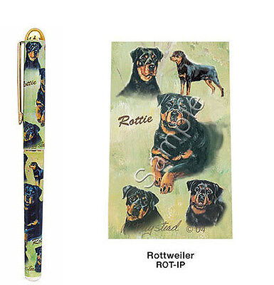 Best Friends by Ruth Maystead NEW Dog Pen Rottweiler