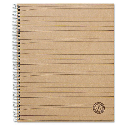 Sugarcane Based Notebook, College Rule, 11 x 8-1/2, White, 100 Sheets