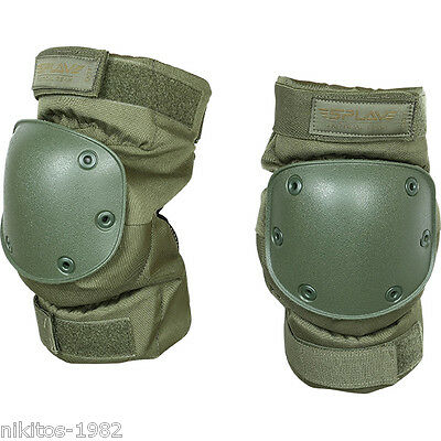 Kneepads DOT Olive color Military protective equipment SPLAV Russia army sport