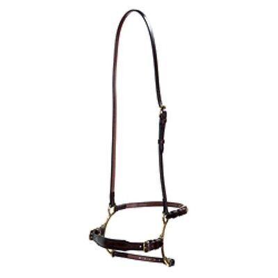 Stephens Combination / Lever Noseband - 5/8in -