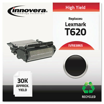 Remanufactured 12A6765 (T620) Toner, 30000 Yield, Black