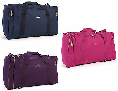 Gym Bag Holdall Sports Travel Overnight Weekend Hand Luggage Maternity Men Women