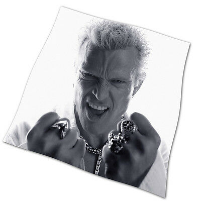 Billy Idol Flag Banner NEW Can't Break Me Down Loveless Blue Highway L.A. Woman
