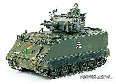 Tamiya 35107 1/35 MM U.S. M113A1 Fire Support Vehicle Kit