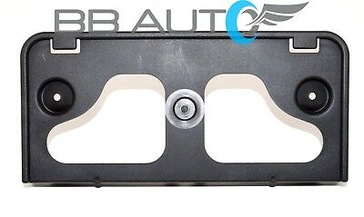 2010-2012 Ford Taurus License Plate Tag Bracket Holder Fo1068139 Ag1Z17A385Aa