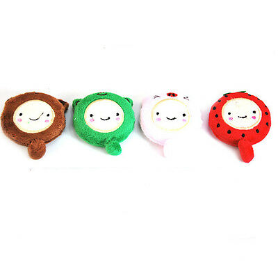 Cartoon 150cm Plush Retractable Tape Measure Ruler Sewing Tool B2