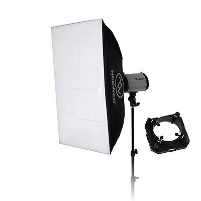 "Soft Box 50x70cm / 20""x27"" Universal Mount Softbox Photography for Studio Flash"
